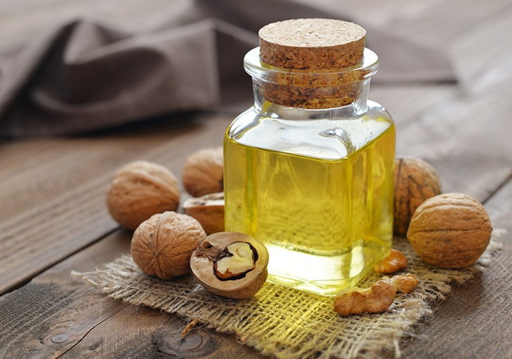 cold pressed walnut oil