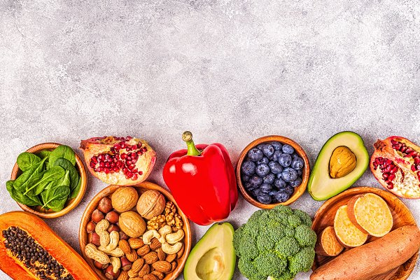 The 6 best anti-aging foods