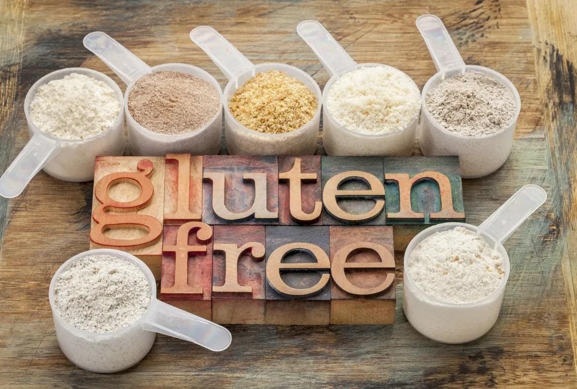 făină fără gluten
